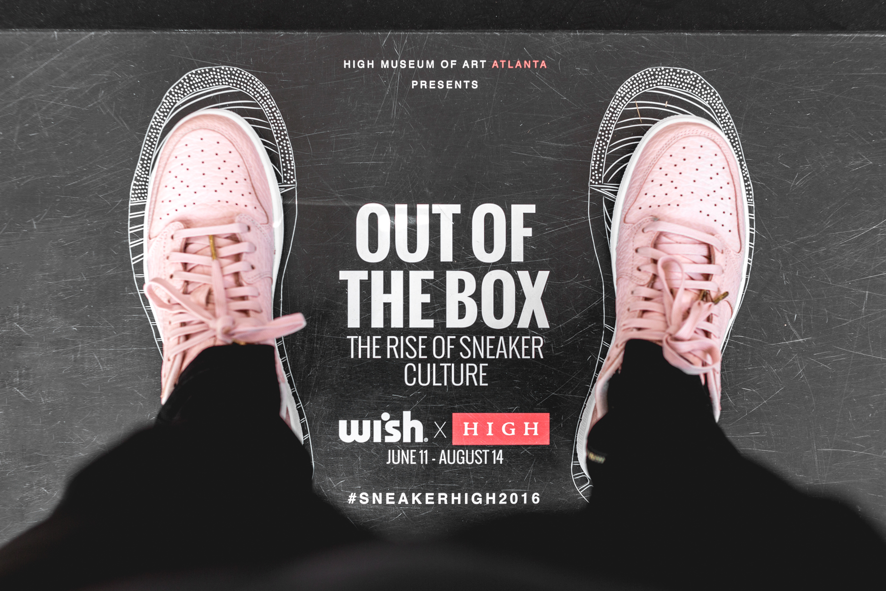 WISH x High Museum Presents: The Rise of Sneaker Culture