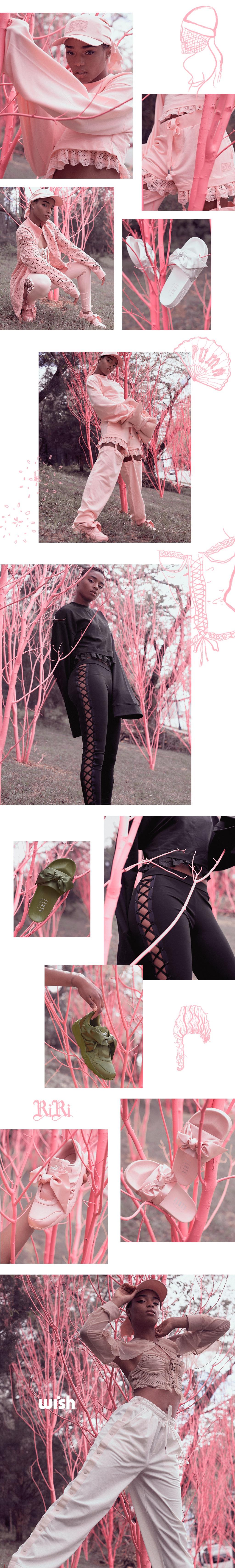Fenty Puma x Rihanna SS17