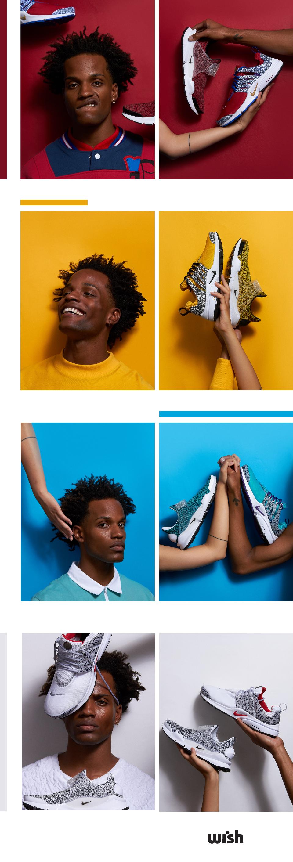 Nike Safari Pack