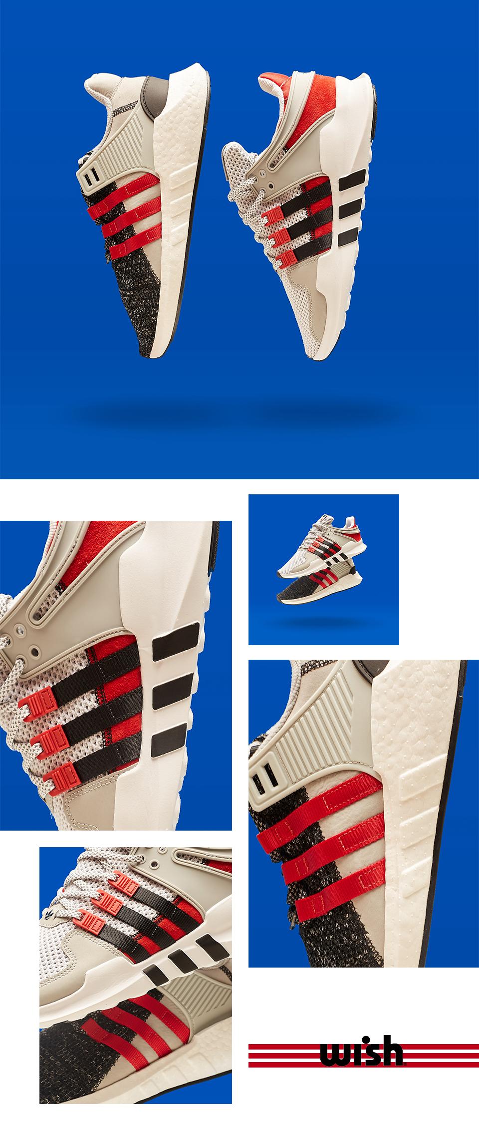 Overkill x Adidas EQT pack