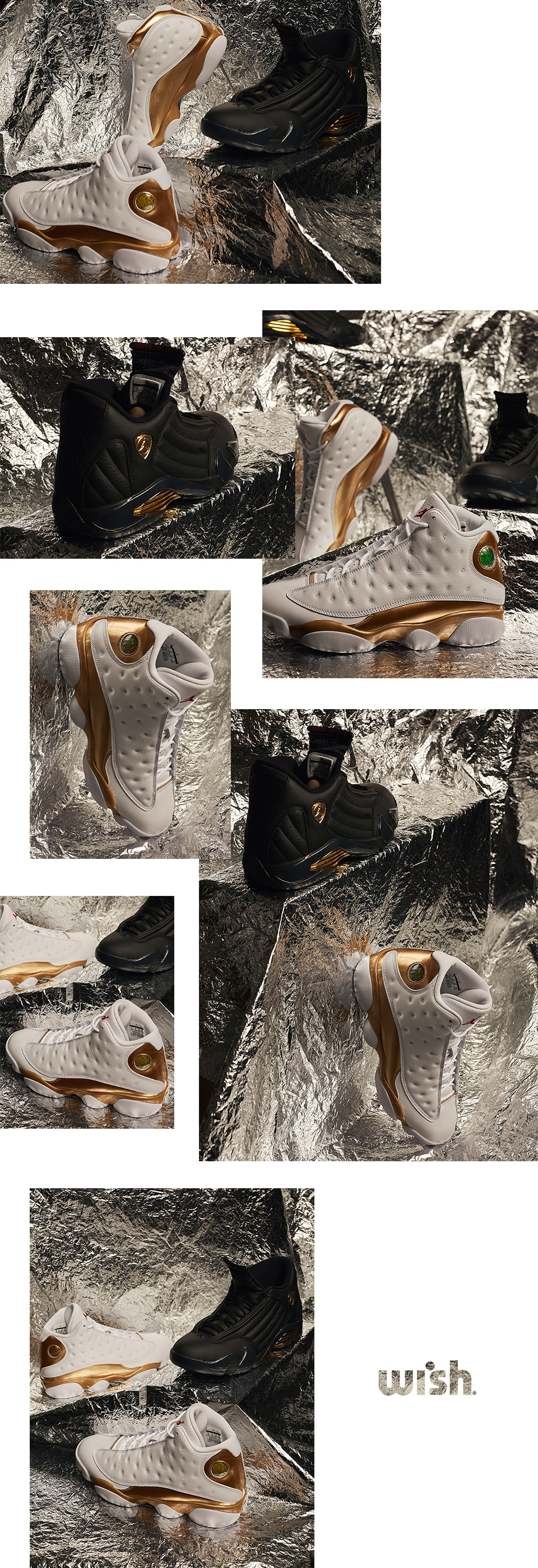 "AJ 13/14 ""Defining Moments Pack"" Men's & GS Sizes"