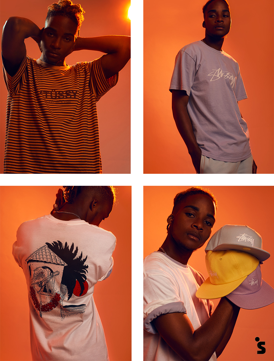 New Arrivals from Stussy