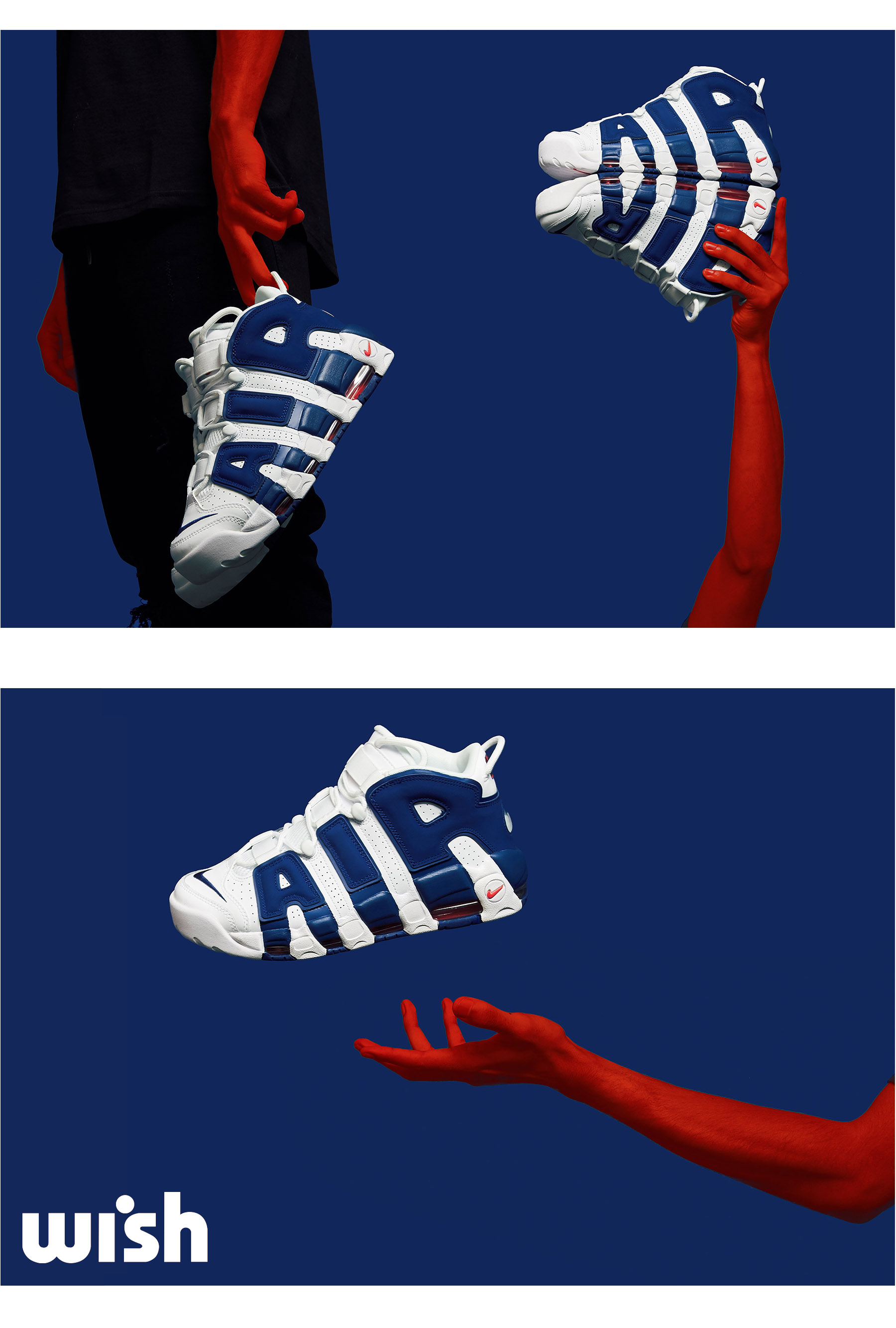 #ComingSoon Nike Air More Uptempo '96