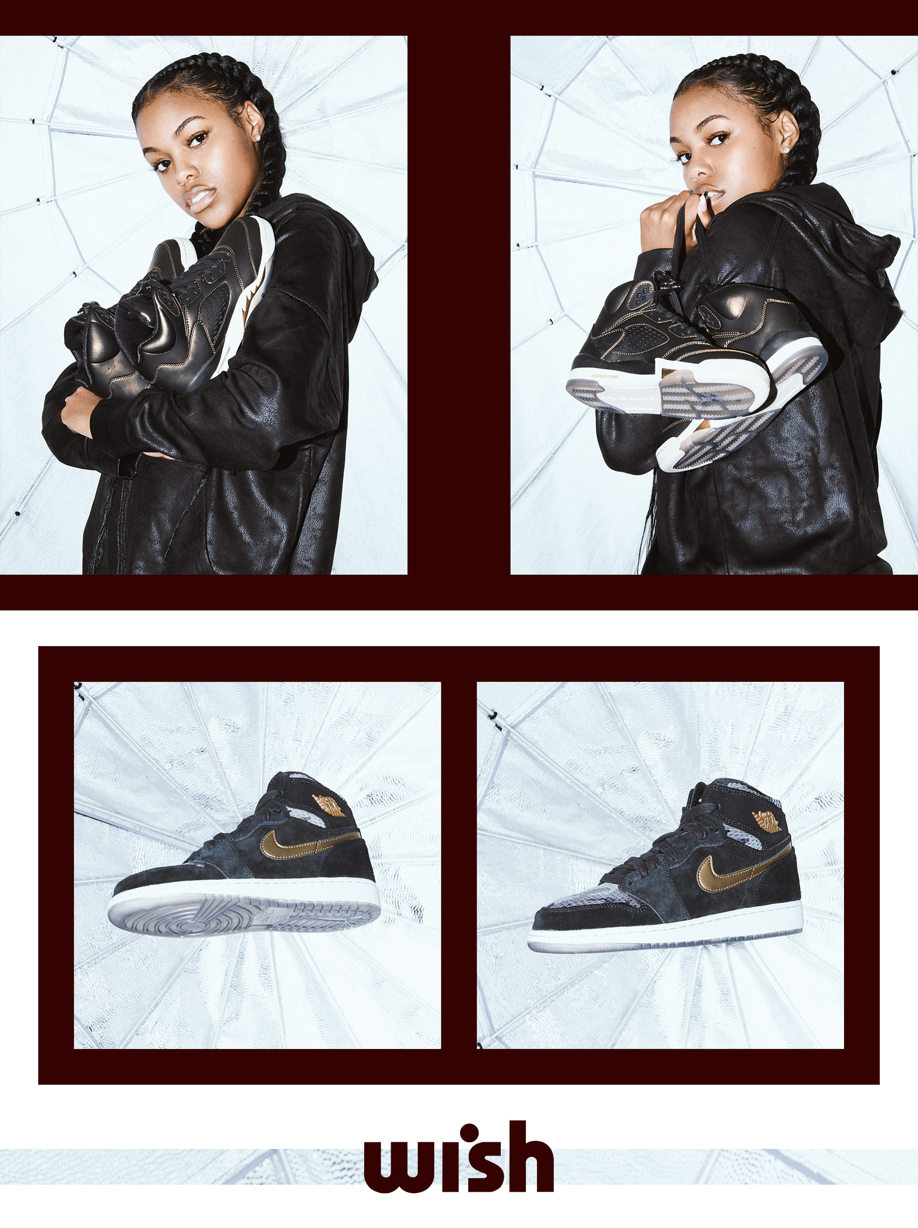 Air Jordan Heiress Collection