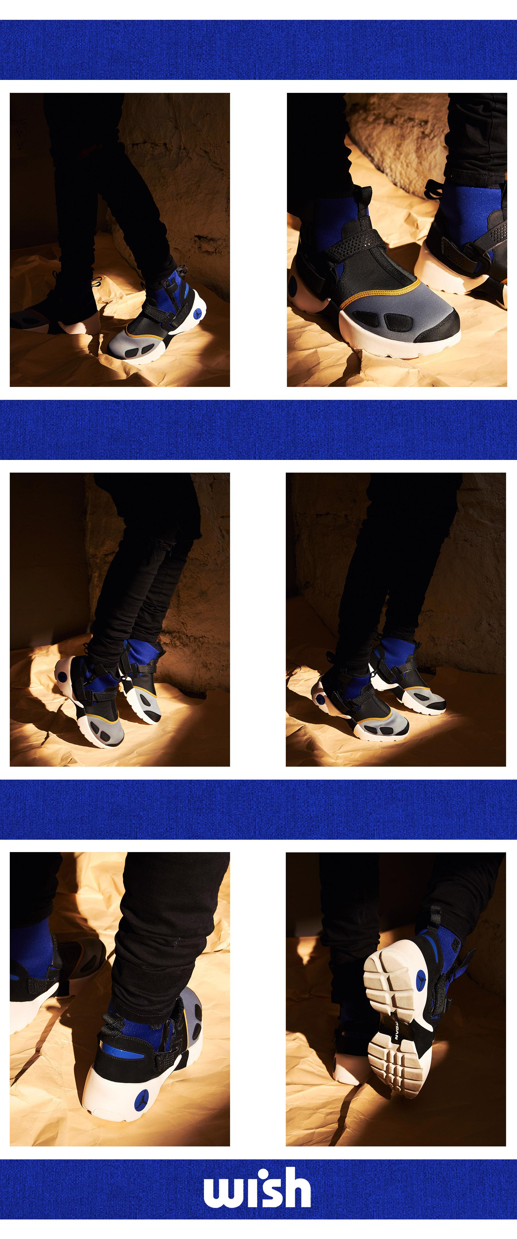 Jordan Trunner LX High