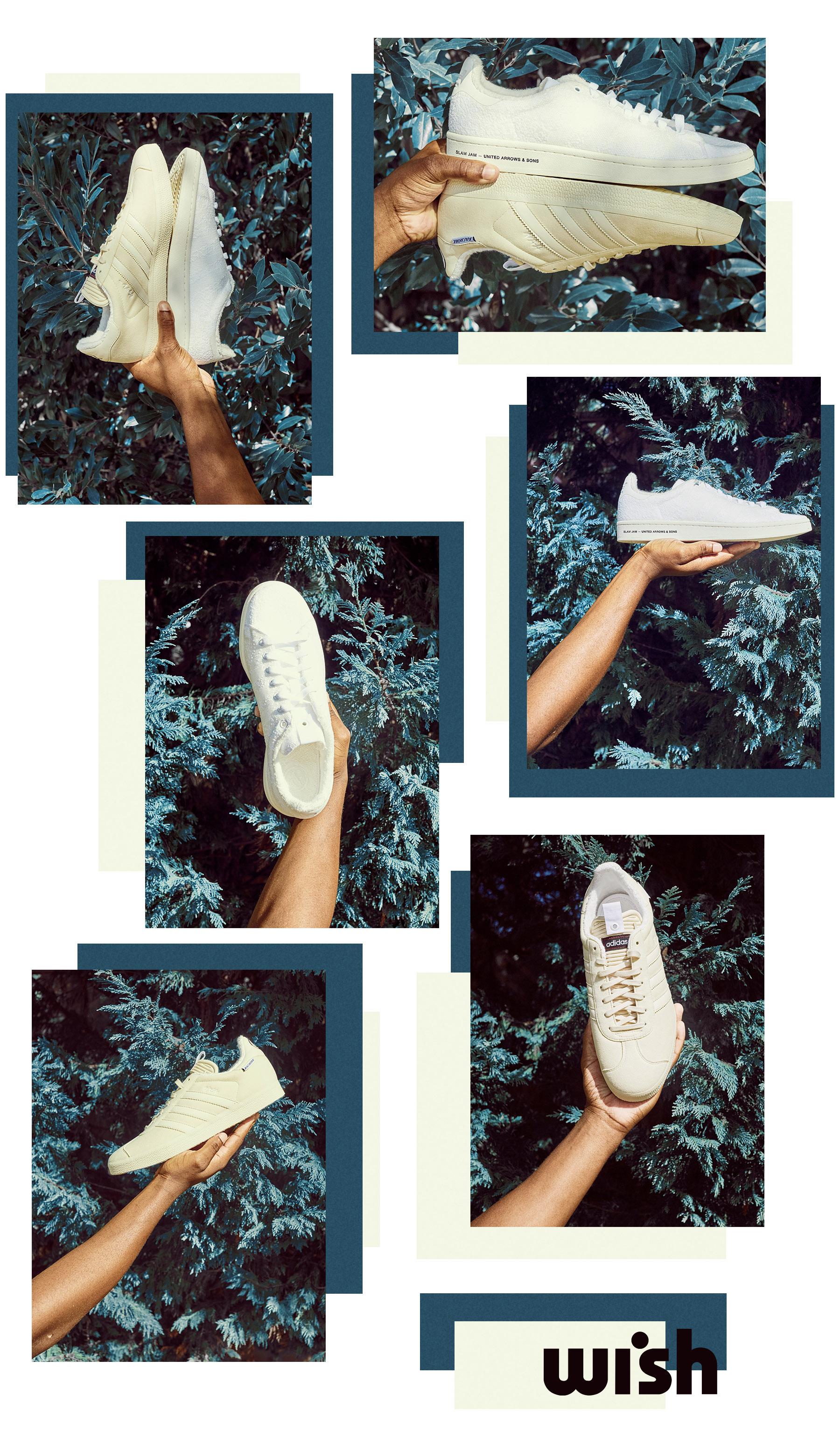 Adidas Consortium Slamjam x UA & Sons