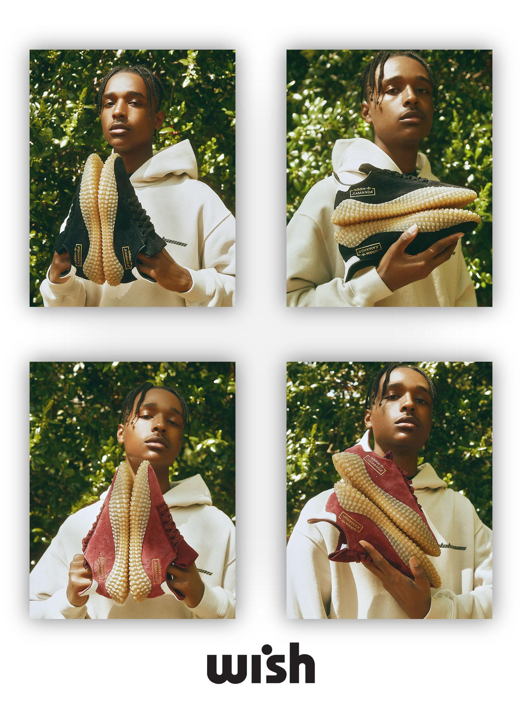 Adidas Originals KAMANDA Release 4.28.18