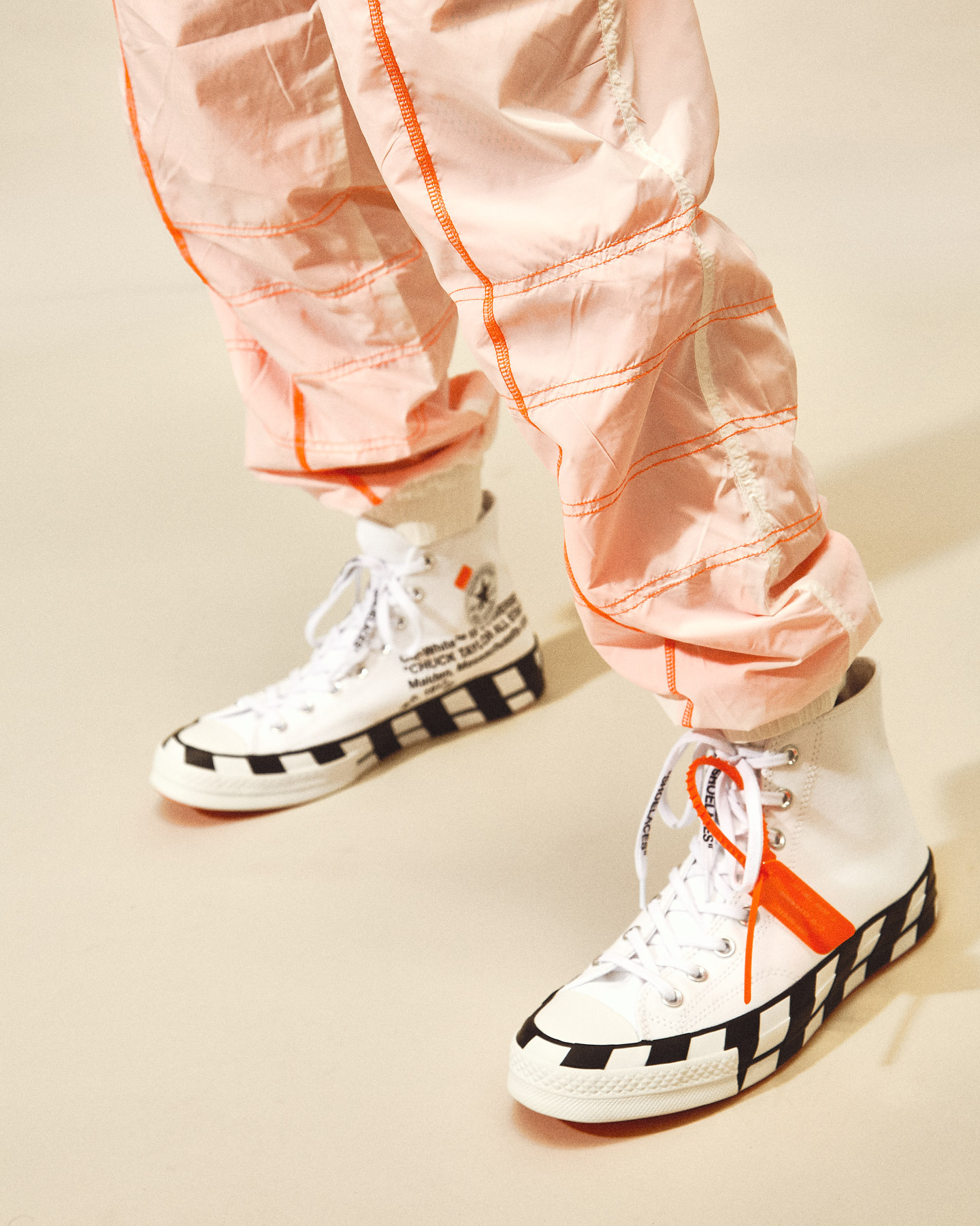 OFF-WHITE x CONVERSE CT70