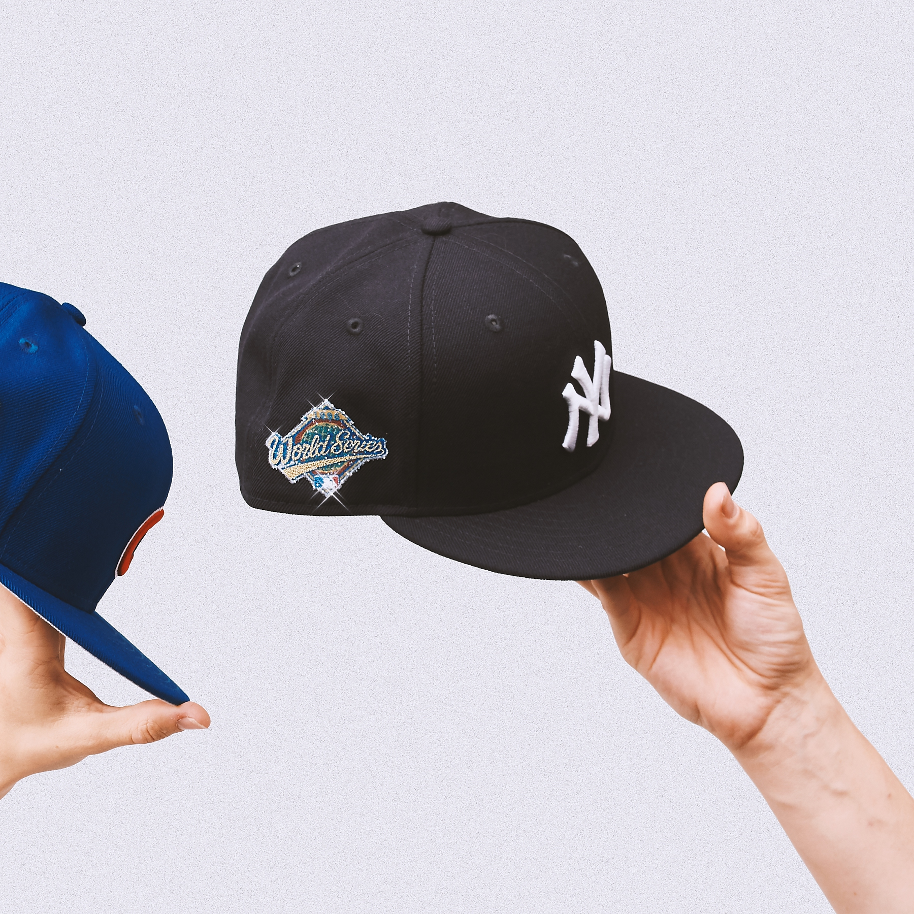 NEW ERA x Swarovski World Series Logo Limited Edition 59FIFTY Cap