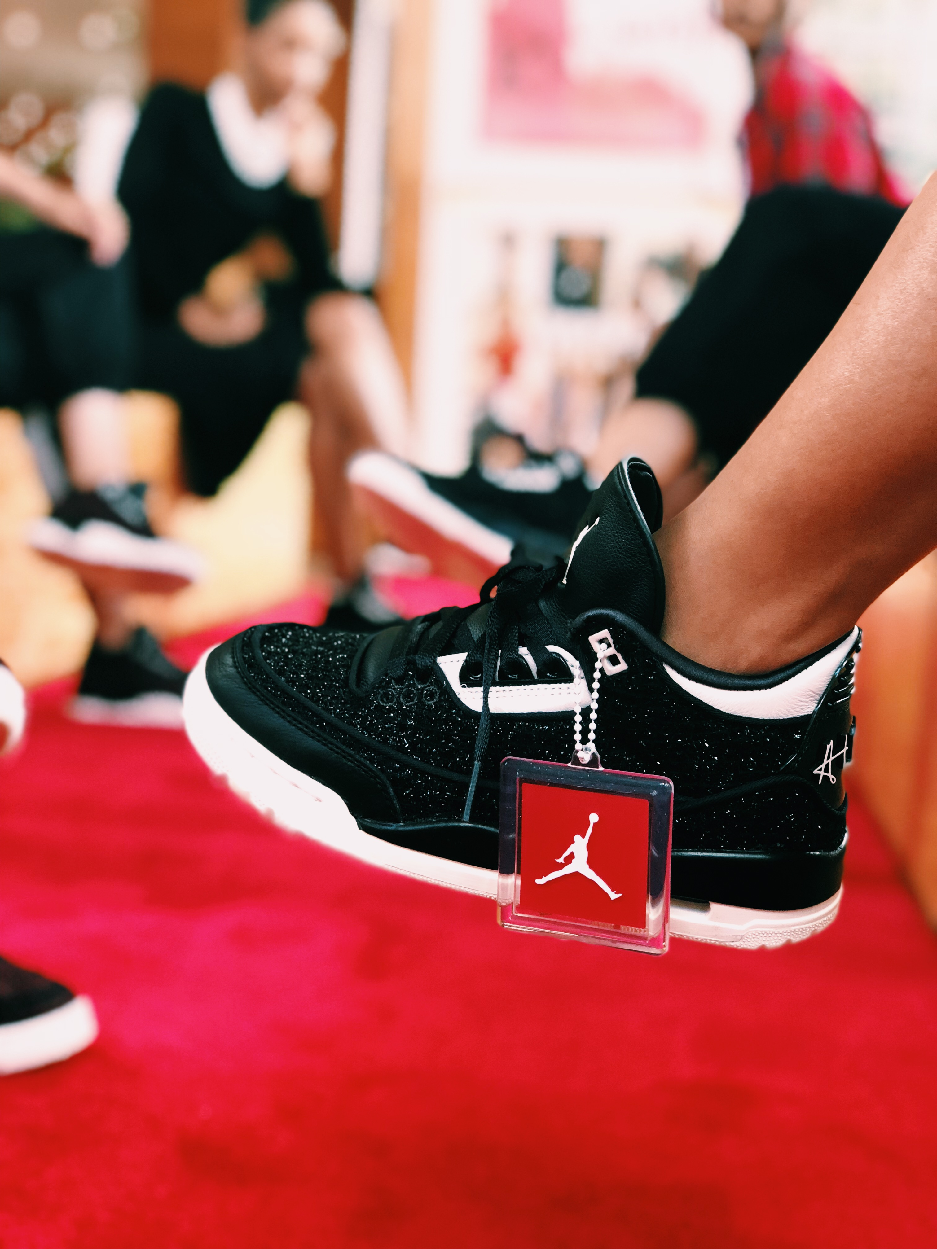 AWOK x JUMPMAN Edited By: Vogue