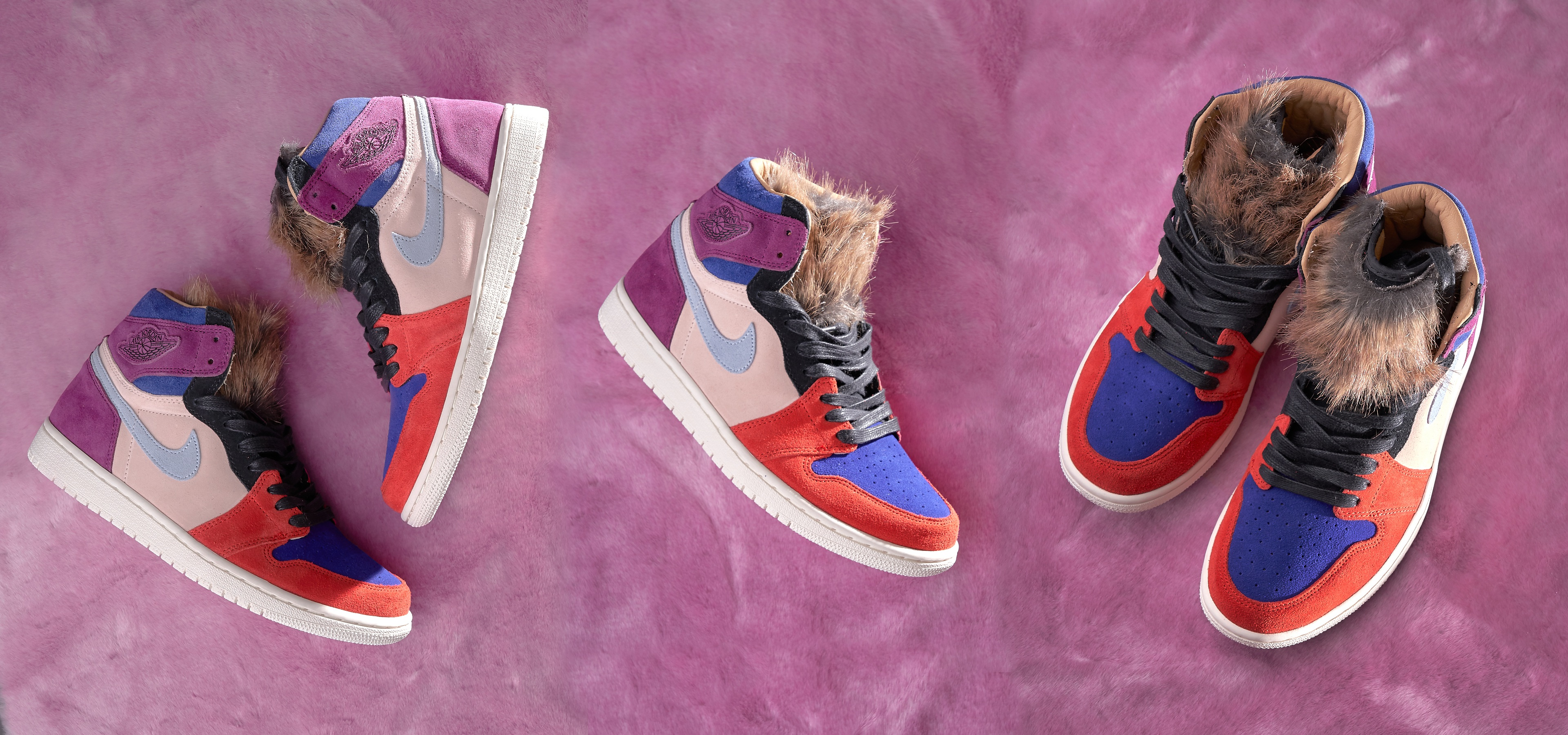 "Women's  Air Jordan 1 High ""ALEALI"" 12.22.18"