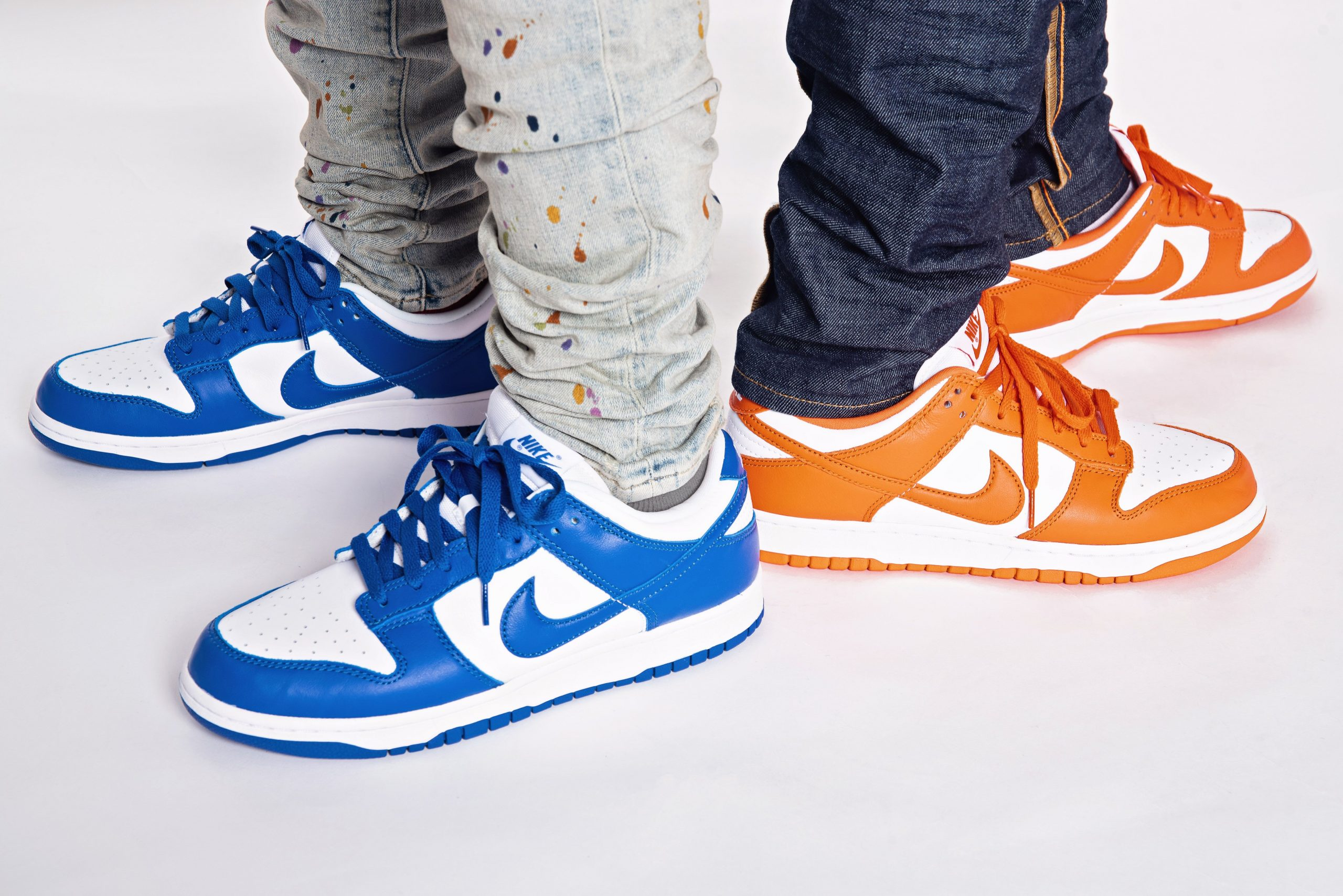 Coming Soon: Kentucky & Syracuse Nike Dunk Lows