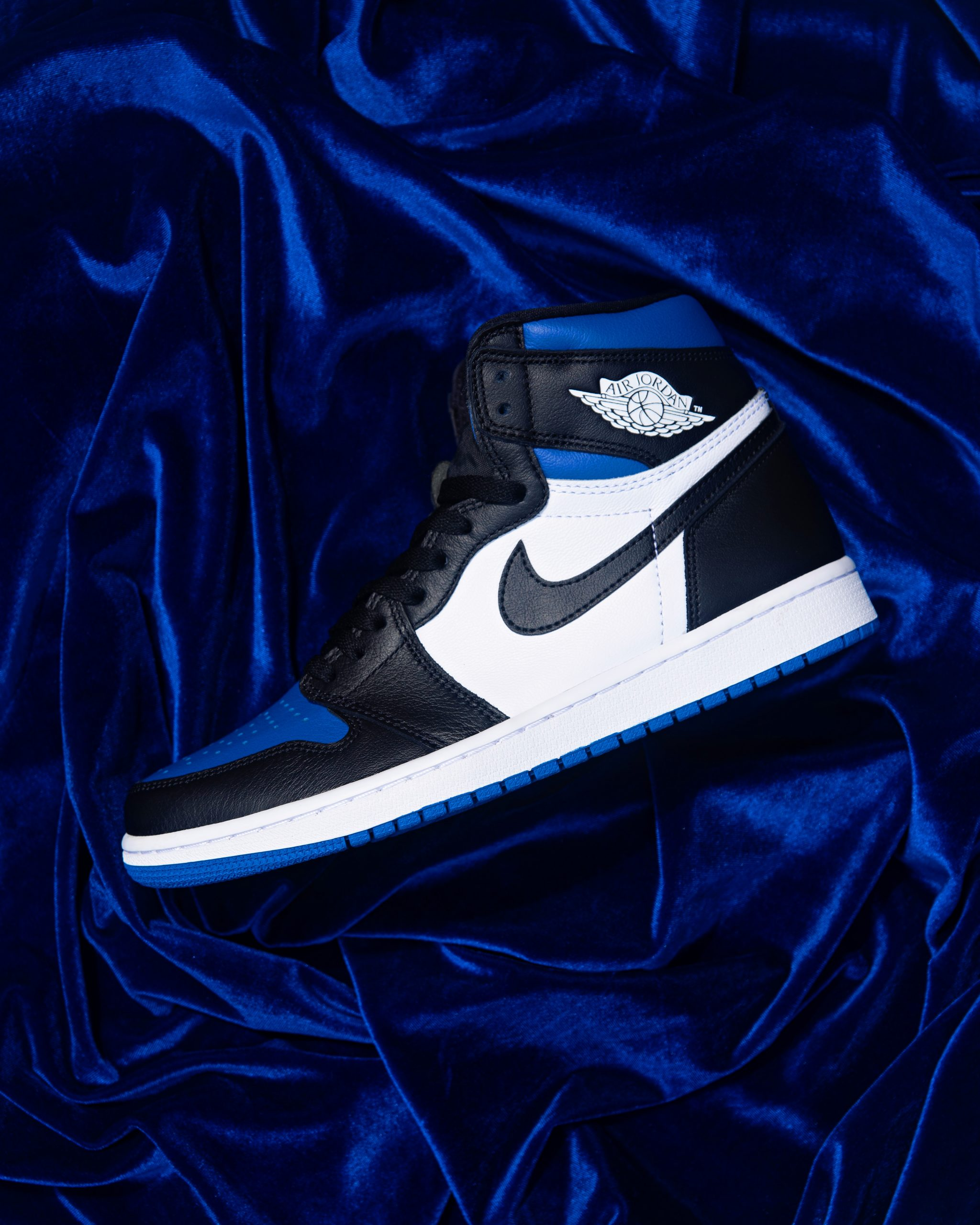 "COMING SOON: AIR JORDAN 1 ""ROYAL TOE"""