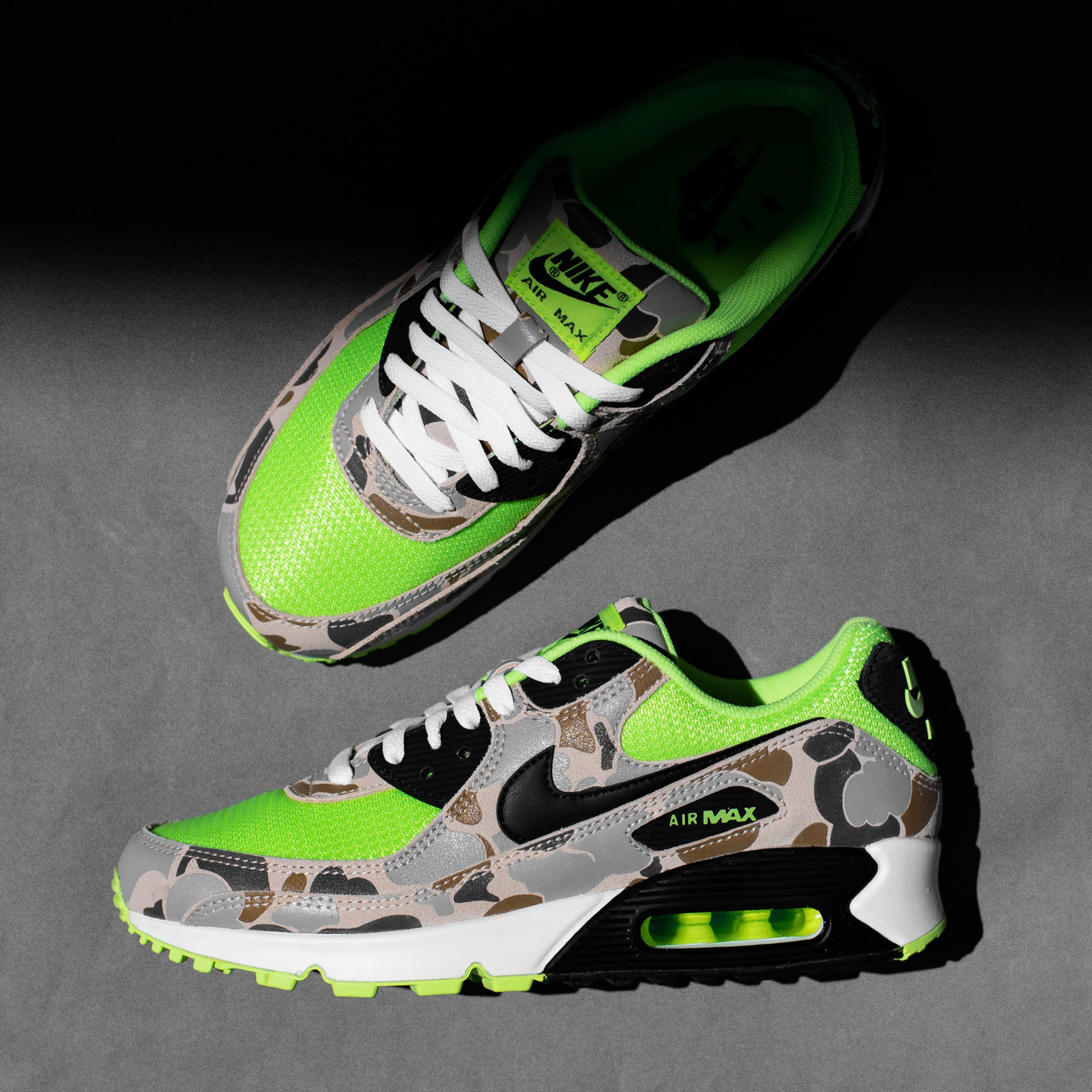 "Coming Soon: Air Max 90 ""Green Camo"""