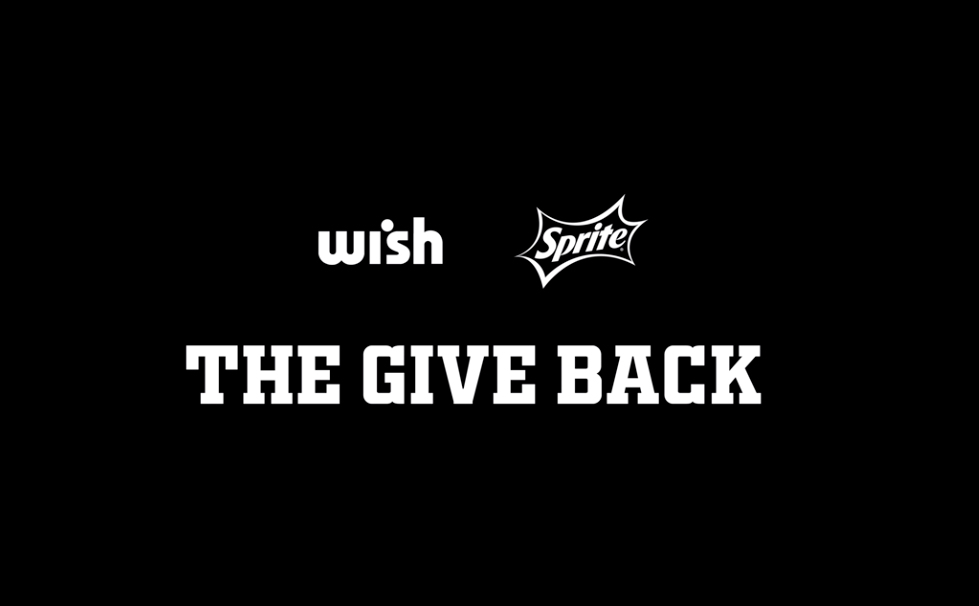 Sprite x Wish ATL: The Giveback