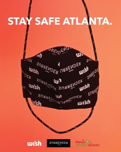 Atlanta Supports Atlanta: Masks For Charity