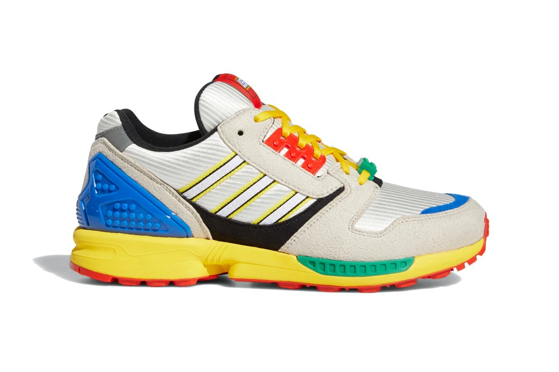 Coming Soon: Adidas x LEGO ZX 8000
